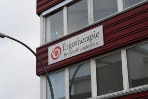 Außenansicht der Ergotherapiepraxis Brockhoff-Lindemann in Lingen